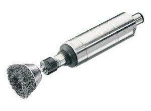 Broche pneumatique rigide avec pince de serrage ebm 5200 b mannesmann demag