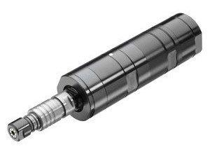 Broche pneumatique avec mandrin à changement rapide EBM 120 1200 WS mannesmann demag