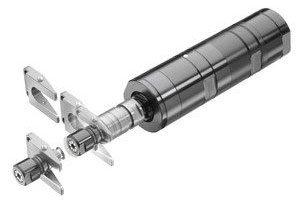 Fiche broche pneumatique avec mandrin à changement rapide EBM 120 5400 WS mannesmann demag