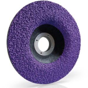 Disque abrasif Purple Grain Single Lukas