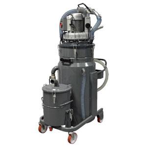 aspirateur special huile de coupe et copeaux MEKA 200 IF T