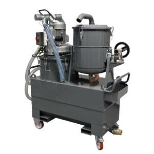 aspirateur special huile de coupe et copeaux MEKA 400 IF T