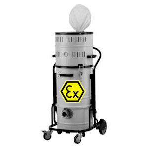 aspirateurs industriels athmosphere explosive TS 180 ATEX