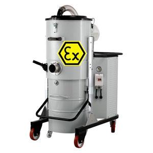 aspirateurs industriels athmosphere explosive TS 300 Z21 ATEX