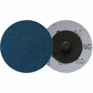 disques à changement rapide pour Meuleuse droite, à renvoi d'angle, sur flexible, qrc 411 klingspor