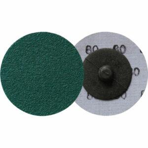 disques à changement rapide pour Meuleuse droite, à renvoi d'angle, sur flexible, qrc 409 klingspor