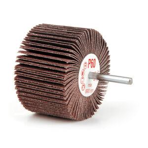 roues à lamelles sur tige 6 mm rg bibielle