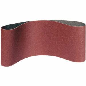 Bandes courtes pour les ponceuses à bandes portatives pour Ponceuse à bandes portative, Ponceuse à bandes limes portative ls309xh