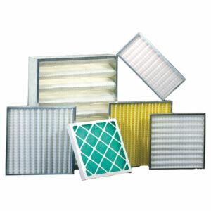 filtres d'appoint d'air conditionnées quebrafil et planofil